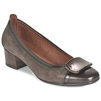 Sapatos Mulher Escarpim Hispanitas ANDREA Castanho
