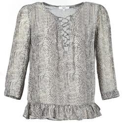 Textil Mulher Tops / Blusas Suncoo LANA Cinza