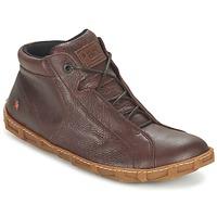 Sapatos Homem Botas baixas Art MELBOURNE Castanho
