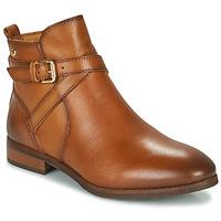 Sapatos Mulher Botas baixas Pikolinos ROYAL W4D Conhaque