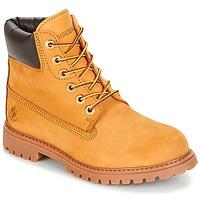 Sapatos Mulher Botas baixas Lumberjack RIVER Mel