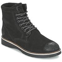 Sapatos Homem Botas baixas Superdry STIRLING BOOT Preto