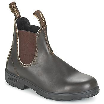 Sapatos Botas baixas Blundstone CLASSIC BOOT Castanho