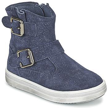 Sapatos Rapariga Botas baixas Acebo's MOULLY Azul