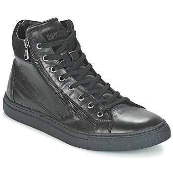 Sapatos Homem Sapatilhas de cano-alto Redskins NERINO Preto