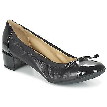 Sapatos Mulher Escarpim Geox CAREY A Preto