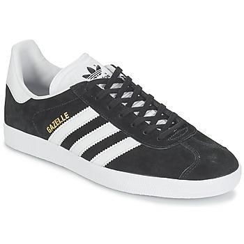 Sapatos Homem Sapatilhas adidas Originals GAZELLE Preto