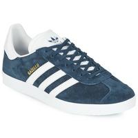 Sapatos Sapatilhas adidas Originals GAZELLE Marinho