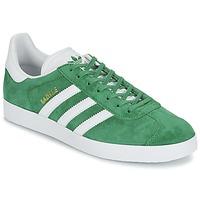 Sapatos Sapatilhas adidas Originals GAZELLE Verde