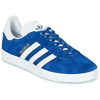 Sapatos Sapatilhas adidas Originals GAZELLE Azul