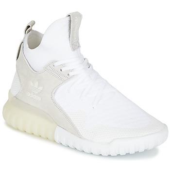 Sapatos Homem Sapatilhas de cano-alto adidas Originals TUBULAR X PK Branco