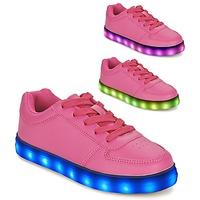 Sapatos Rapariga Sapatilhas BEPPI ELEL Rosa