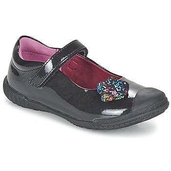 Sapatos Rapariga Sabrinas Mod'8 KANDEA Preto