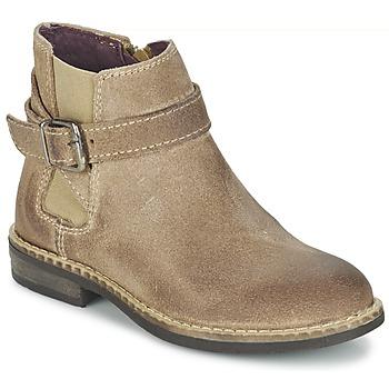 Sapatos Rapariga Botas baixas Mod'8 NEL Bege