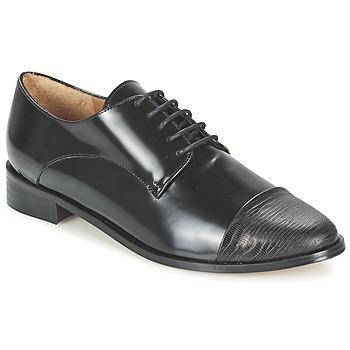 Sapatos Mulher Sapatos Emma Go SHERLOCK Preto