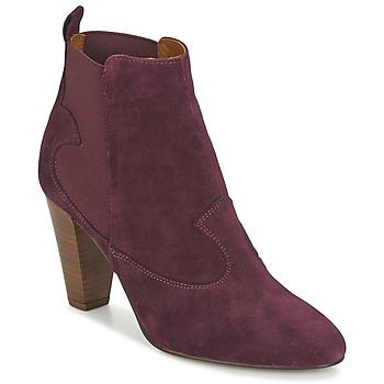 Sapatos Mulher Botins Heyraud DAISY Bordô