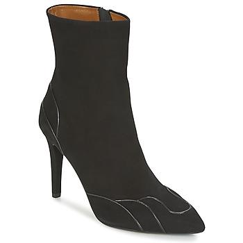 Sapatos Mulher Botins Heyraud DARLING Preto