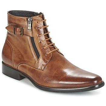 Sapatos Homem Botas baixas Kdopa BAUDRY Castanho