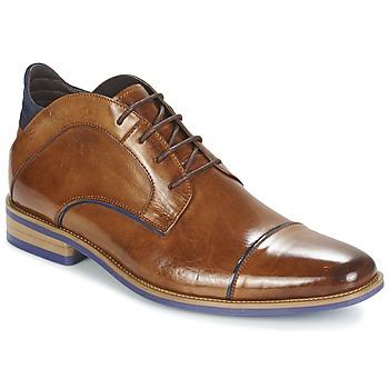 Sapatos Homem Botas baixas Kdopa CESAR Castanho