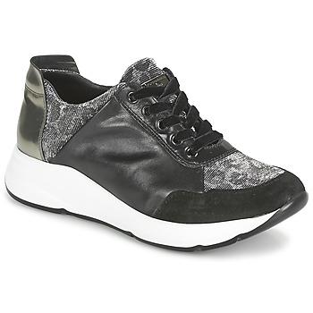 Sapatos Mulher Sapatilhas Tosca Blu EDEN Preto
