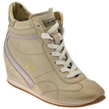 Sapatos Mulher Sapatilhas de cano-alto La Martina