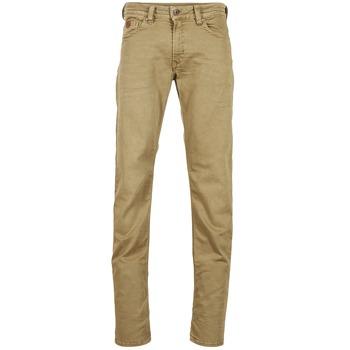 Textil Homem Calças Jeans Kaporal BROZ Camel