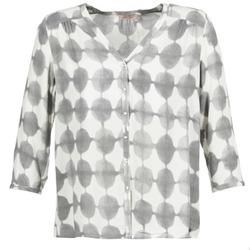 Textil Mulher camisas DDP GOSA Toupeira / Cru
