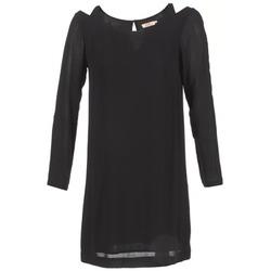 Textil Mulher Vestidos curtos DDP CRAPOU Preto
