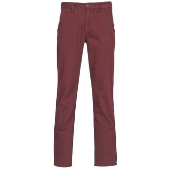 Textil Homem Chinos Timberland SQUAM LAKE CHINO Bordô
