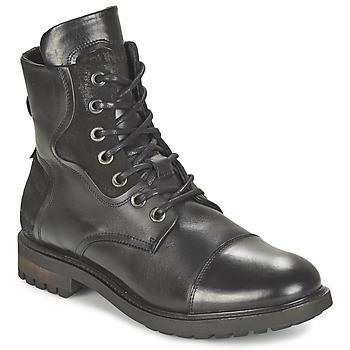 Sapatos Homem Botas baixas Bunker RESCUE Preto