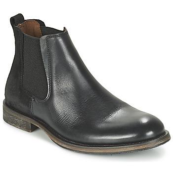 Sapatos Homem Botas baixas Bunker BEAT Preto