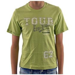 Textil Criança T-Shirt mangas curtas Diadora  Verde