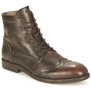 Sapatos Homem Botas baixas Coqueterra DON Café