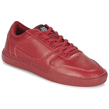 Sapatos Homem Sapatilhas Sixth June SEED ESSENTIAL Vermelho