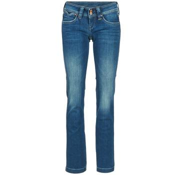Textil Mulher Calças Jeans Pepe jeans BANJI
