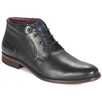 Sapatos Homem Botas baixas Daniel Hechter GOLKI Preto