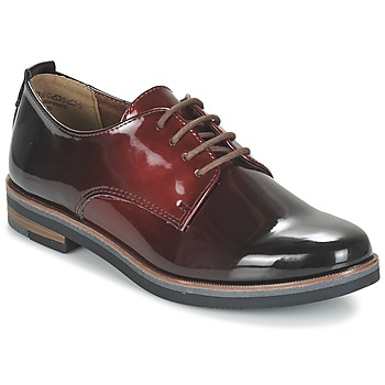 Sapatos Mulher Sapatos Marco Tozzi TREFLO Vermelho / Escuro