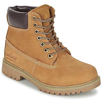 Sapatos Mulher Botas baixas Coolway BASIL Mel