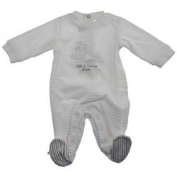 Textil Criança Macacões/ Jardineiras Chicco  Branco