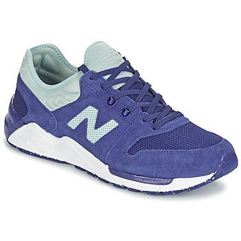Sapatos Homem Sapatilhas New Balance ML009 Azul