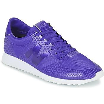 Sapatos Mulher Sapatilhas New Balance WL420 Violeta
