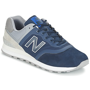 Sapatos Sapatilhas New Balance MTL574 Azul / Cinza