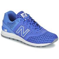 Sapatos Homem Sapatilhas New Balance MTL574 Azul