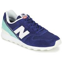 Sapatos Mulher Sapatilhas New Balance WR996 Marinho