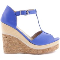 Sapatos Mulher Sandálias Cubanas Sandálias Stela120 Azul