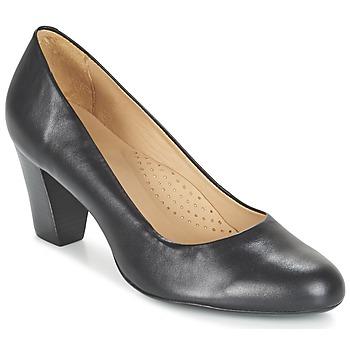 Sapatos Mulher Escarpim Hush puppies ALEGRIA Preto