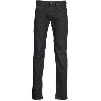 Textil Homem Calças Jeans Gas MITCH Azul / Escuro