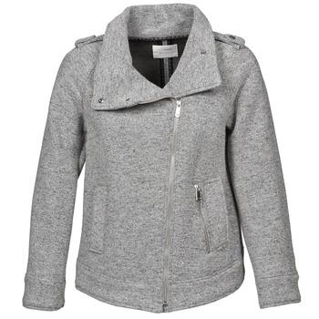 Textil Mulher Casacos/Blazers Gas CRISSY Cinza
