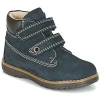 Sapatos Rapaz Botas baixas Primigi ASPY 1 Azul