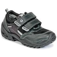 Sapatos Rapaz Sapatilhas Primigi FAUSTO GORE-TEX Preto